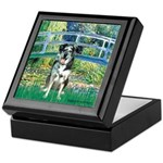Bridge / Catahoula Leopard Dog Keepsake Box