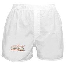 Horse Husband Boxer Shorts