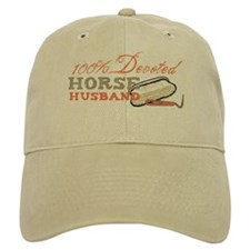 Horse Husband Baseball Cap