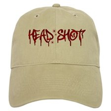 Head Shot Baseball Cap