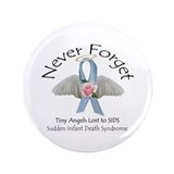 "Never Forget 3.5"" Button (100 pack)"