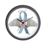 SIDS Ribbon Wall Clock