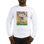 Spring / Catahoula Leopard Dog Long Sleeve T-Shirt