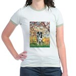 Spring / Catahoula Leopard Dog Jr. Ringer T-Shirt