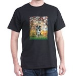 Spring / Catahoula Leopard Dog Dark T-Shirt