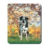 Spring / Catahoula Leopard Dog Mousepad