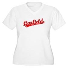Retro Garfield (Red) T-Shirt