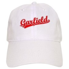 Retro Garfield (Red) Baseball Cap