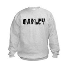 Oakley Faded (Black) Sweatshirt