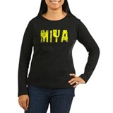 Miya Faded (Gold) T-Shirt