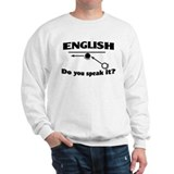 Speak English Jumper