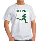 "GO PRE ""The Gift"" Quote T-Shirt"
