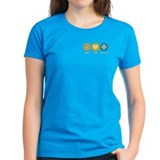 Peace Love Otorhinolaryngology Tee