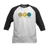 Peace Love Osteopathy Tee