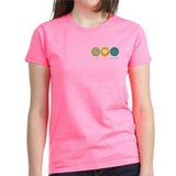 Peace Love Neuroscience Tee