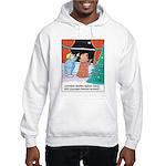 GPS Santa Sleigh Hooded Sweatshirt