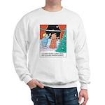 GPS Santa Sleigh Sweatshirt