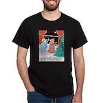 GPS Santa Sleigh Dark T-Shirt