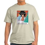 GPS Santa Sleigh Light T-Shirt