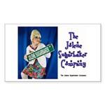 Jolene Sugarbaker Company Rectangle Sticker