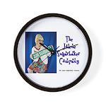 Jolene Sugarbaker Company Wall Clock