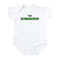 Bubba THE BUBBANATOR Infant Bodysuit