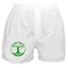 Tree Goddess Boxer Shorts