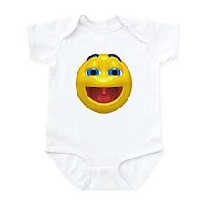 Super Happy Face Infant Bodysuit