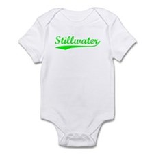 Vintage Stillwater (Green) Infant Bodysuit