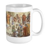 """School of Athens"" Mug"