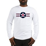 Scott Air Force Base Long Sleeve T-Shirt
