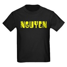 Nguyen Faded (Gold) T