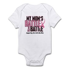 My Battle 1 (Mom BC) Onesie