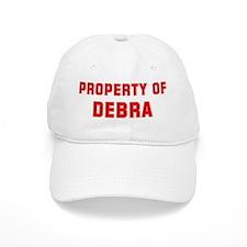 Property of DEBRA Baseball Cap
