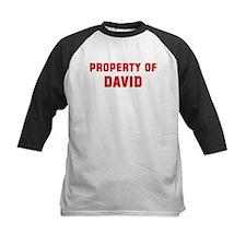 Property of DAVID Tee