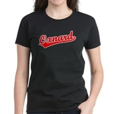 Retro Oxnard (Red) Tee
