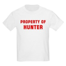 Property of HUNTER T-Shirt