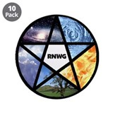 "RNWG Official Logo 3.5"" Button (10 pack)"