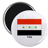 Iraq Iraqi Flag Magnet