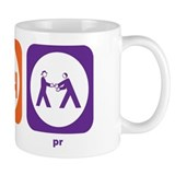 Eat Sleep PR Mug
