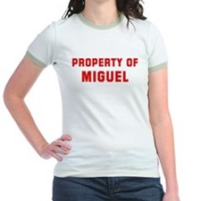 Property of MIGUEL T