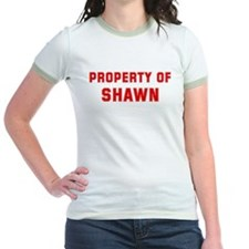 Property of SHAWN T