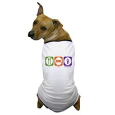 Eat Sleep Orthopedics Dog T-Shirt
