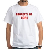 Property of TORI Shirt