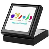 Most Wanted Keepsake Box