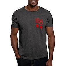 10d 8d Poker T-Shirt