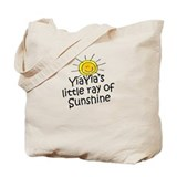 YiaYia's Sunshine Tote Bag