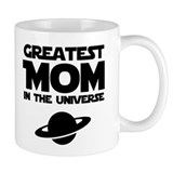 Greatest Mom Small Mug