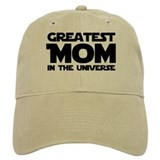 Greatest Mom Baseball Cap