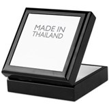 Made in Thailand Keepsake Box
